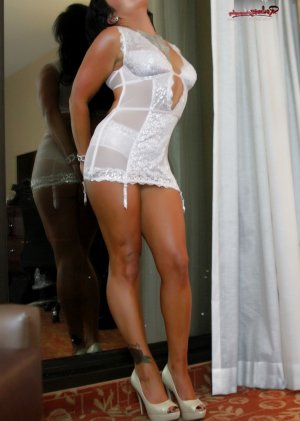 Annalie erotic massage in Aurora Illinois