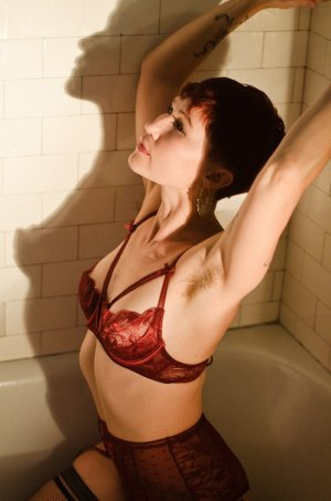 Marthine tantra massage in Hamtramck