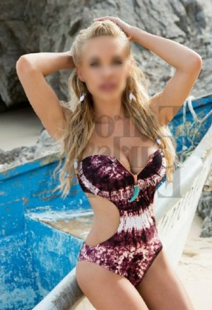 Anastacia nuru massage in Temple Terrace