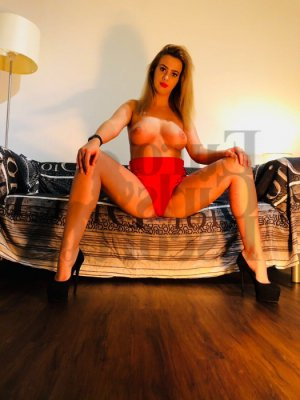 Marie-may tantra massage